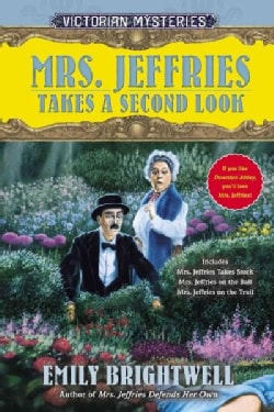 Mrs. Jeffries Takes a Second Look (Paperback)