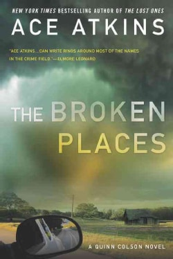 The Broken Places (Paperback)