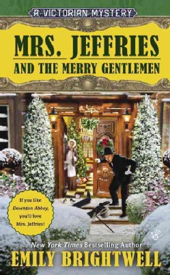 Mrs. Jeffries and the Merry Gentlemen (Paperback)