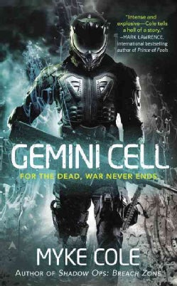 Gemini Cell: A Shadow Ops Novel (Paperback)