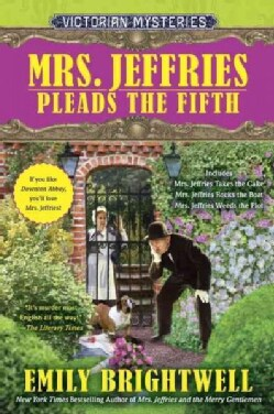 Mrs. Jeffries Pleads the Fifth (Paperback)
