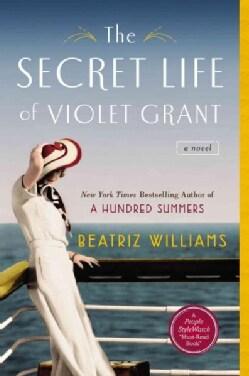 The Secret Life of Violet Grant (Paperback)