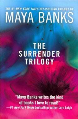 The Surrender Trilogy: Letting Go / Giving In / Taking It All (Paperback)