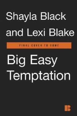 Big Easy Temptation (Paperback)