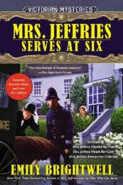 Mrs. Jeffries Serves at Six (Paperback)