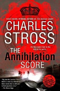 The Annihilation Score (Hardcover)
