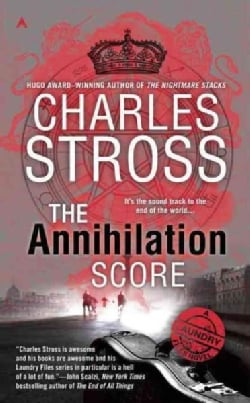 The Annihilation Score (Paperback)