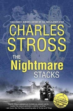 The Nightmare Stacks (Hardcover)
