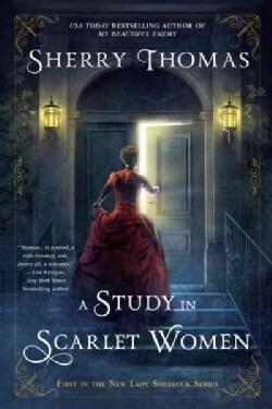 A Study in Scarlet Women (Paperback)