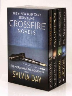 Crossfire Novels: Captivated by You/ Entwined With You/ Reflected in You/ Bared to You (Paperback)