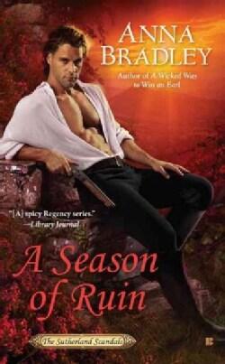 A Season of Ruin (Paperback)