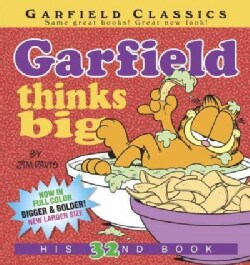 Garfield Thinks Big (Paperback)