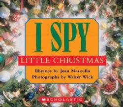I Spy Little Christmas (Board book)