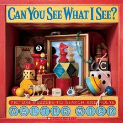 Can You See What I See?: Picture Puzzles to Search and Solve (Hardcover)