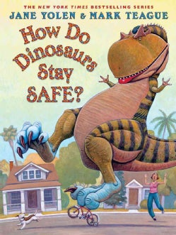 How Do Dinosaurs Stay Safe? (Hardcover)