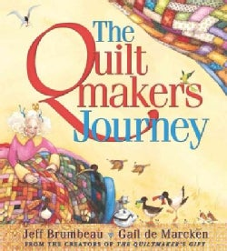 The Quiltmaker's Journey (Hardcover)
