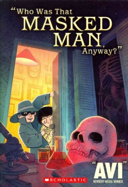 Who Was That Masked Man Anyway? (Paperback)