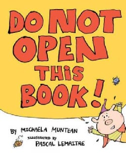 Do Not Open This Book (Hardcover)
