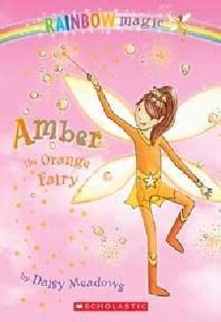 Amber the Orange Fairy (Paperback)