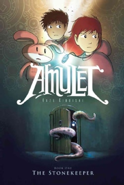 Amulet 1: The Stonekeeper (Hardcover)