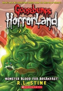 Monster Blood For Breakfast! (Paperback)