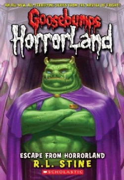 Escape from Horrorland (Paperback)