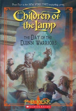 The Day Of The Djinn Warriors (Paperback)