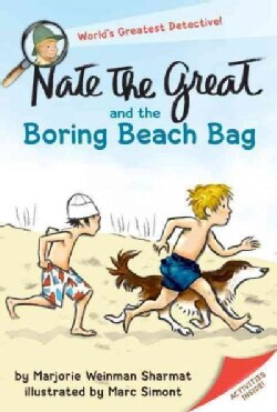 Nate the Great and the Boring Beach Bag (Paperback)