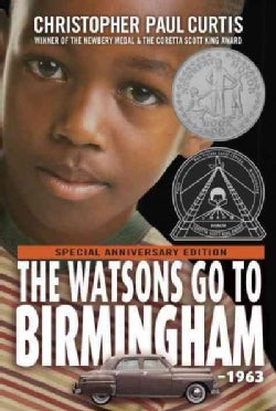 The Watsons Go to Birmingham - 1963 (Paperback)