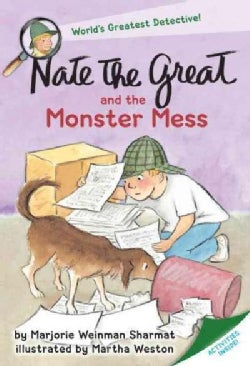 Nate the Great and the Monster Mess (Paperback)