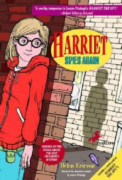 Harriet Spies Again (Paperback)