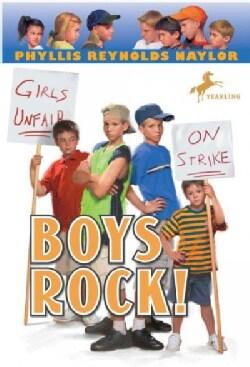Boys Rock! (Paperback)