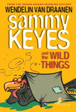 Sammy Keyes And The Wild Things (Paperback)