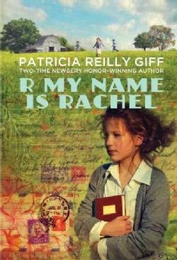 R My Name Is Rachel (Paperback)