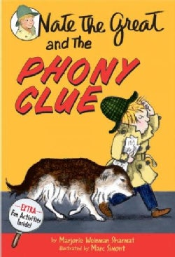 Nate the Great and the Phony Clue (Paperback)