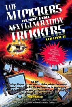 The Nitpicker's Guide for Next Generation Trekkers Volume 1 (Paperback)