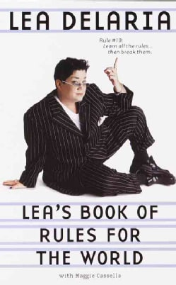 Lea's Book of Rules for the World (Paperback)