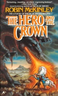 The Hero and the Crown (Paperback)