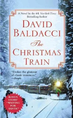 The Christmas Train (Hardcover)