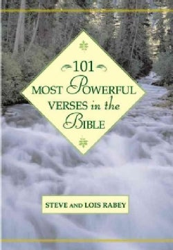 101 Most Powerful Verses in the Bible (Hardcover)