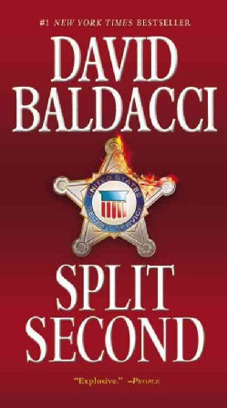 Split Second (Hardcover)