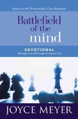 Battlefield of the Mind Devotional (Hardcover)
