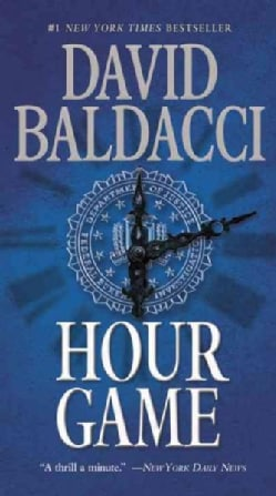 Hour Game (Hardcover)