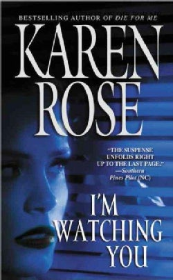 I'm Watching You (Paperback)