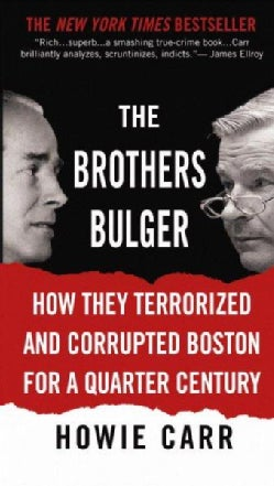 The Brothers Bulger (Paperback)