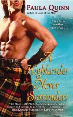 A Highlander Never Surrenders (Paperback)