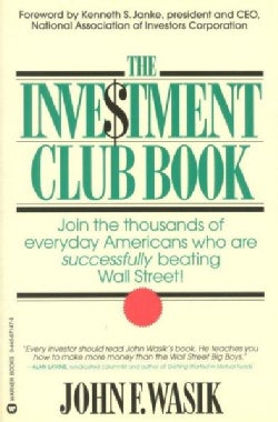 The Investment Club Book (Paperback)