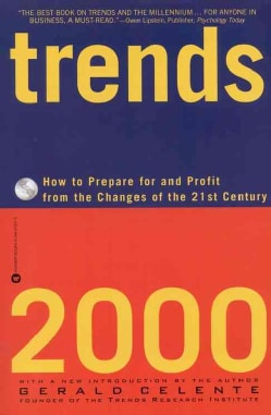 Trends 2000: How to Prepare for and Profit from the Changes of the 21st Century (Paperback)