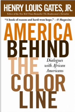 America Behind the Color Line: Dialogues With African Americans (Paperback)