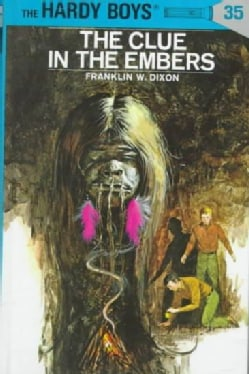 The Clue in the Embers (Hardcover)